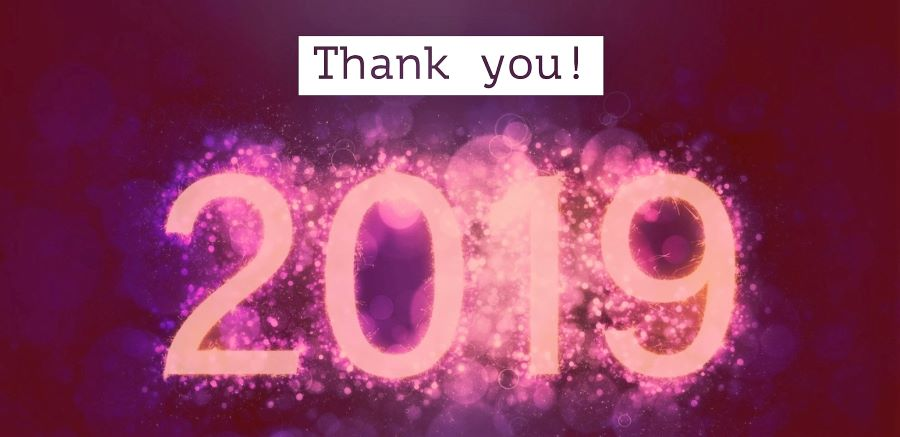 Thank you 2019 from Covalen